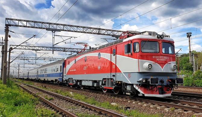CFR Călători: REDUCERI de 20% la oferta Interrail Pass