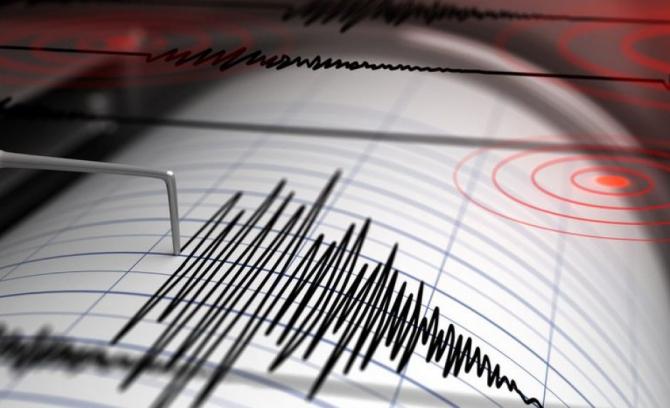 Seismul a avut magnitudinea de 5,2 pe Richter