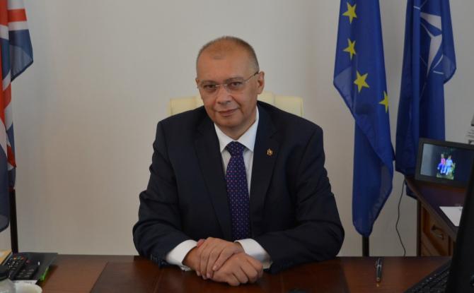 Diplomatul român asigură că, deocamdată, nu există probleme