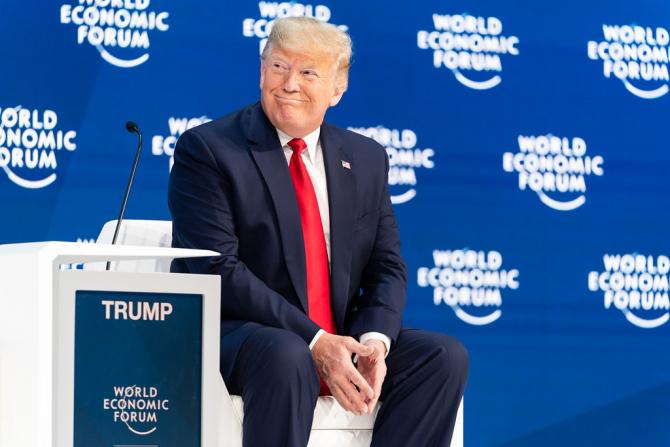 Trump va fi primul si singurul președinte care participa la un astfel de eveniment