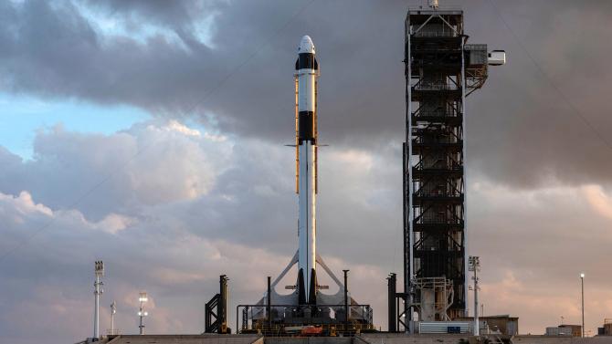 Racheta Dragon a SpaceX, înaintea primului transport de persoane