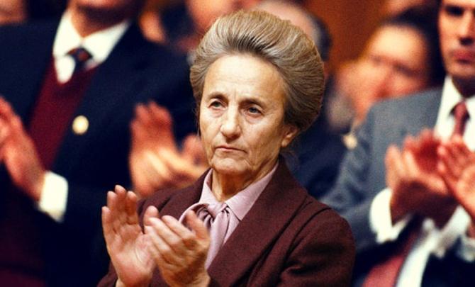 Elena Ceaușescu a fost o doamnă foarte controversată în vremea comunismului.