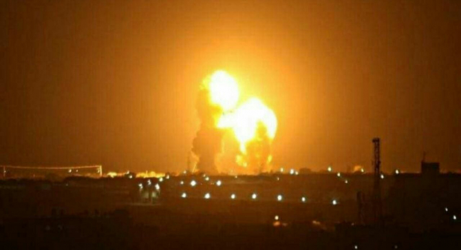 Iranul a atacat dou[ baze militare americane din Irak