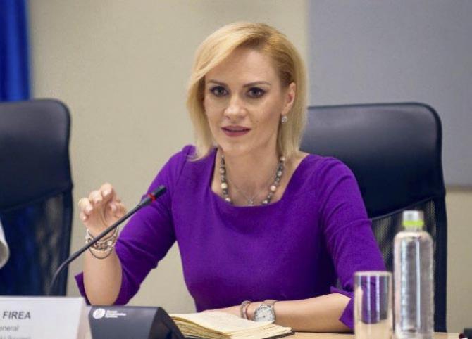 Gabriela Firea: Va fi GENOCID pentru PENSIONARI