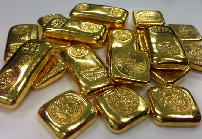 Uncia de aur a ajuns la un preț record