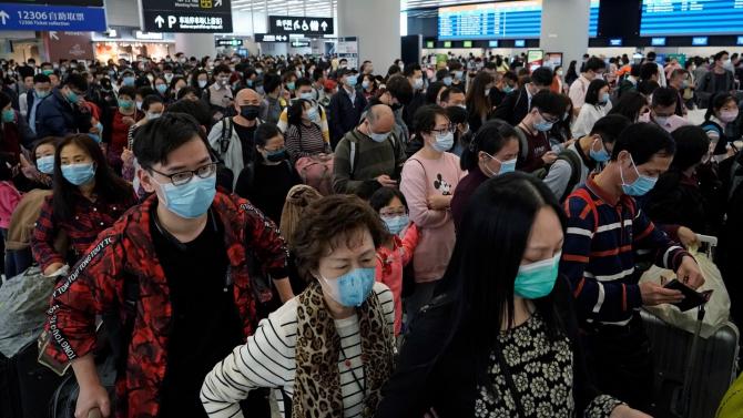 Virusul din China este urgenţă de nivel global