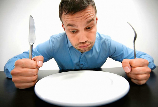 Orice afectiune devine mai gravă fără o alimentație corespunzătoare