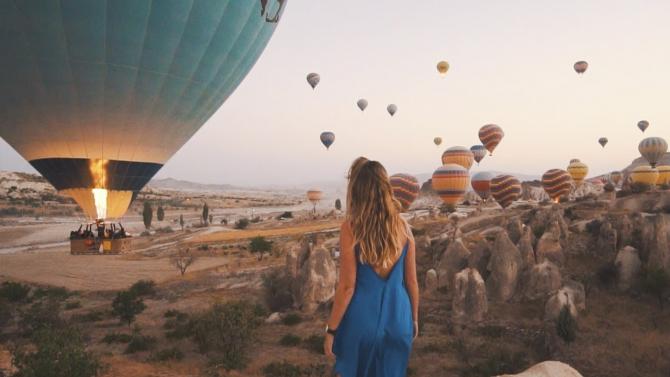 Datele TÜIK arată că 86,2% din vizitatori au fost străini şi restul de 13,8% au fost cetăţeni turci care locuiesc în străinătate.