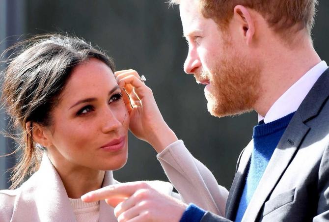 Cei doi au provocat o criză în Familia regală