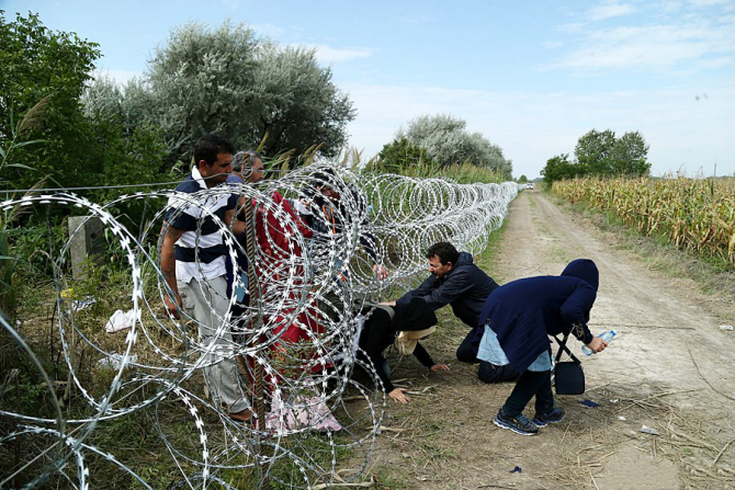 Europenii ar putea să se confrunte cu un nou val masiv de migranți