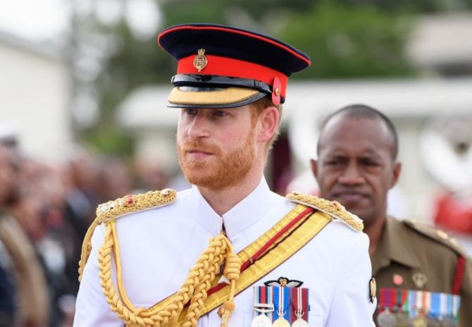 Prințul Harry a făcut, pentru prima dată de la anunțul potrivit căruia el și soția sa, Meghan Markle