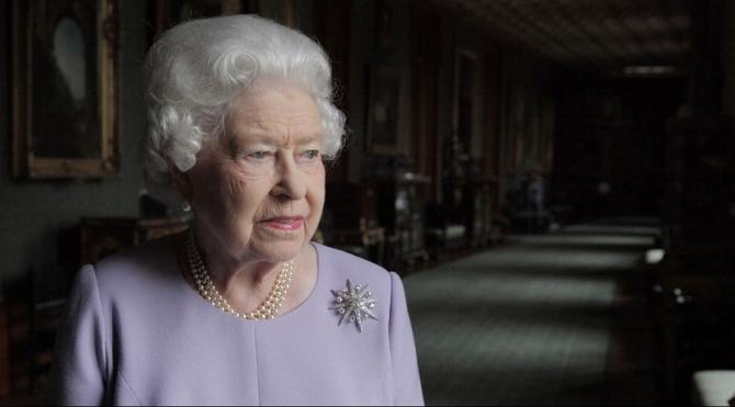 Regina Elisabeta a II-a a Marii Britanii a anunţat luni că familia regală britanică va demara 'o perioadă de tranziţie'