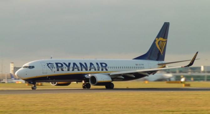 Ryanair, PIERDERI de 307 milioane de euro