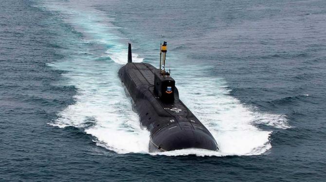 Cu rachetele lor, aceste submarine pot distruge orașe întregi