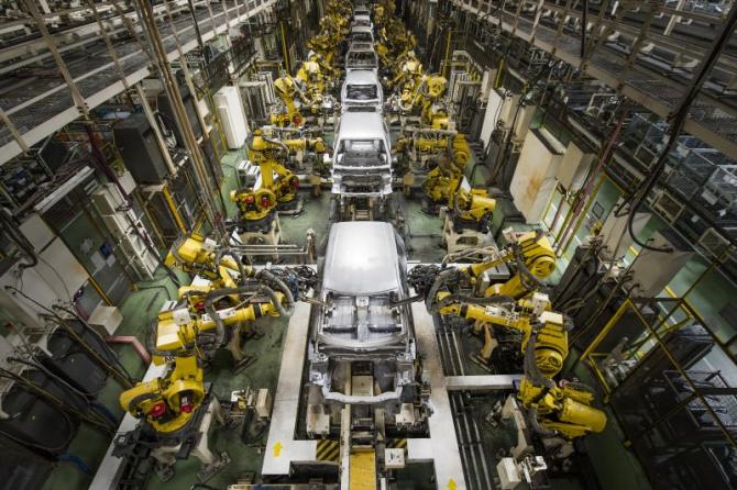 Germania şi Franţa au dezvăluit vineri planurile pentru o fabrică uriaşă care va produce baterii destinate automobilelor electrice