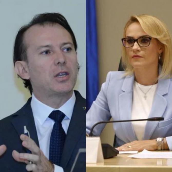 Gabriela Firea: Guvernul Cîțu vrea să taie salariile medicilor cu 48%