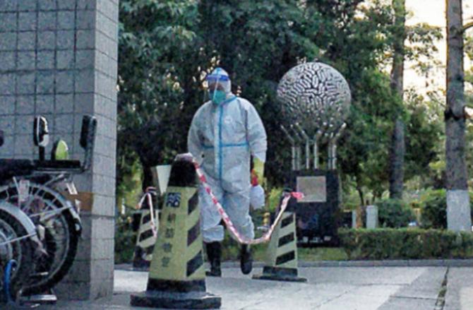 Planează suspiciunea că statul Chinez a diminuat premeditat gravitatea epidemiei pentru a avea timp să poată importa materiale medicale