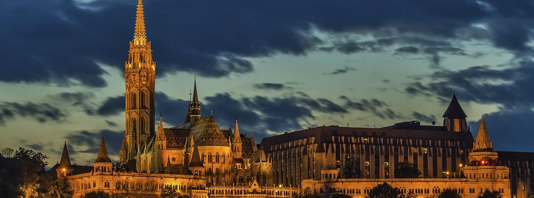 Bastionul Pescarilor, Budapesta
