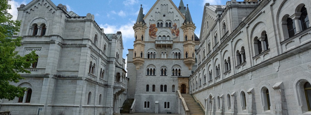 Neuschwanstein Castle, Germania