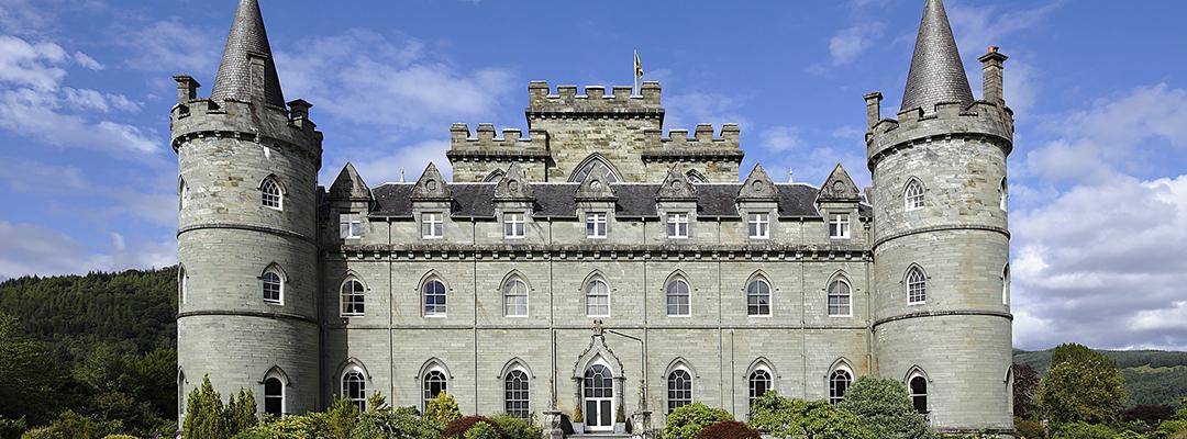 Castel din Scoția