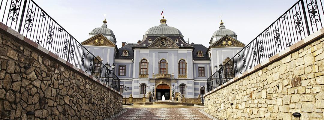 Castelul Halic, Slovacia