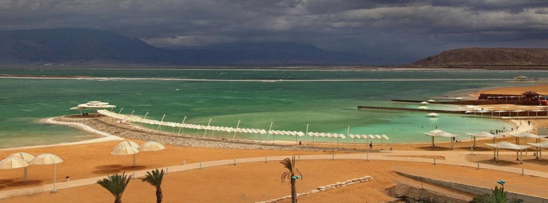 Marea Moartă, stațiunea Ein Bokek