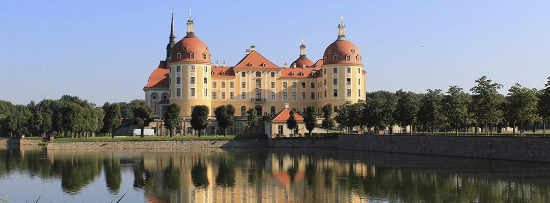 Castelul Moritzburg, Germnia