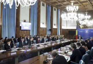 Începe audierea miniștrilor popuși pentru Guvernul Orban II