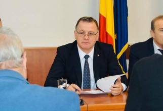 Ministrul interimar a scos în evidență toate problemele