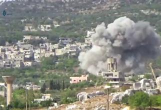 Atac în Idlib
