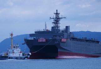 Japonia, deținătoarea unei flote puternice