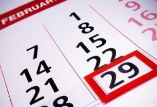 Anul 2020 este bisect. Ce înseamnă asta? Luna februarie are 29 de zile, iar întregul an are 366 de zile.