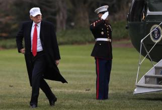 Președintelui Trump nu îi este teamă