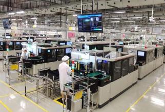 Huawei construiește prima fabrică de componente 5G în Franța