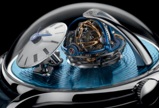MB&F Legacy Machines Thunderdome