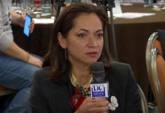 Mirela Iordan, CEO Pfizer
