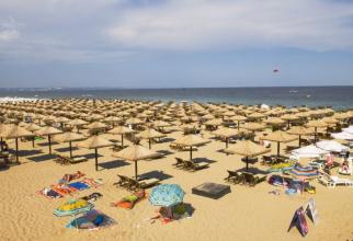 Veniturile Bulgariei de pe urma vizitatorilor străini au crescut uşor, cu 0,4%