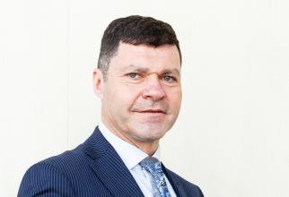 Radu Hanga, președintele BVB