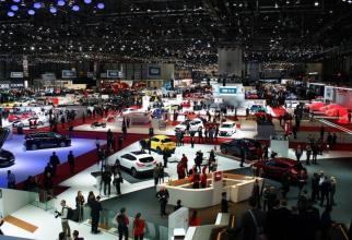 Salonul Auto de la Geneva, un important eveniment al industriei auto ce era programat să se desfăşoare în perioada 5-15 martie 2020