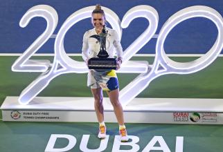 Al 20-lea trofeu câștigat în 2020, la 20 de ani de la crearea Turneului de la Dubai