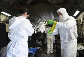 Epidemia provocată de noul coronavirus este departe de a putea fi controlată