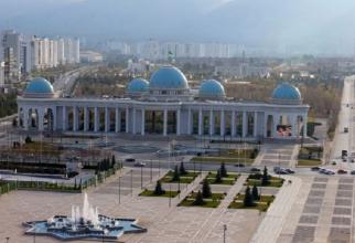 Turkmenistanul va cheltui aproape 1,5 miliarde de dolari pentru construcţia unui oraş absolut nou