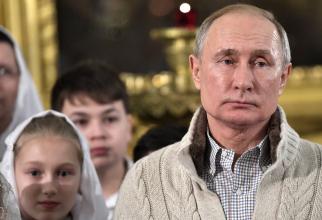 Putin susține că nu el este cel vizat