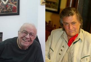 După zeci de ani pe scena teatrului și în cinematografie, actorii Florin Piersic și Alexandru Arșinel se bucură de pensii și indemnizații