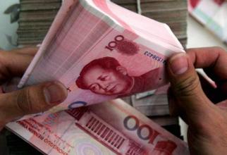 Rezervele valutare ale Chinei au înregistrat o creştere surprinzătoare în luna ianuarie