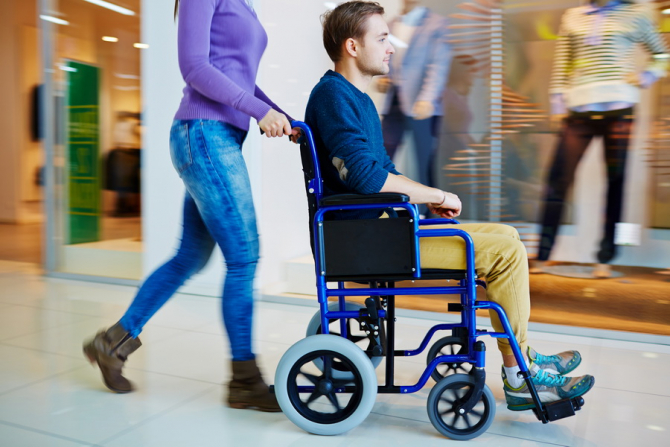 Pensia de invaliditate se acordă pentru trei grade de invaliditate