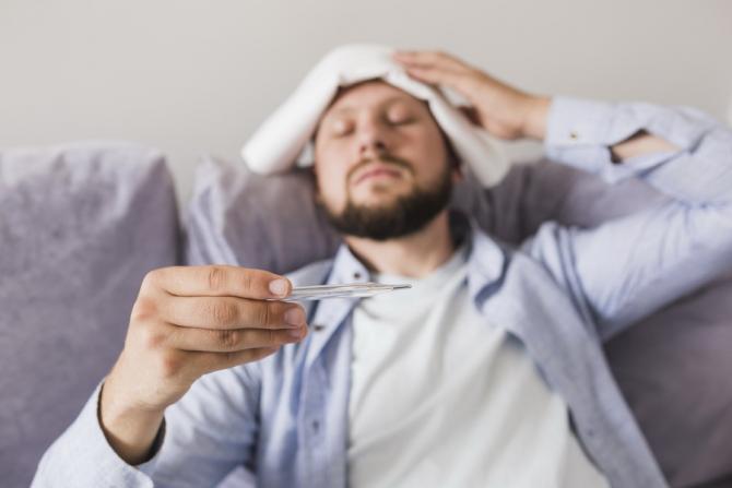 Gripa sezonieră, mai periculoasă decât noul coronavirus