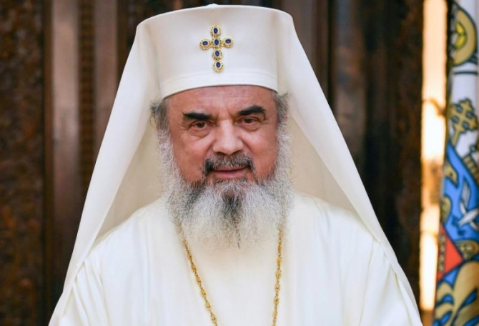 Anunţul făcut de BOR: Patriarhul Daniel NU s-a vaccinat împotriva COVID-19
