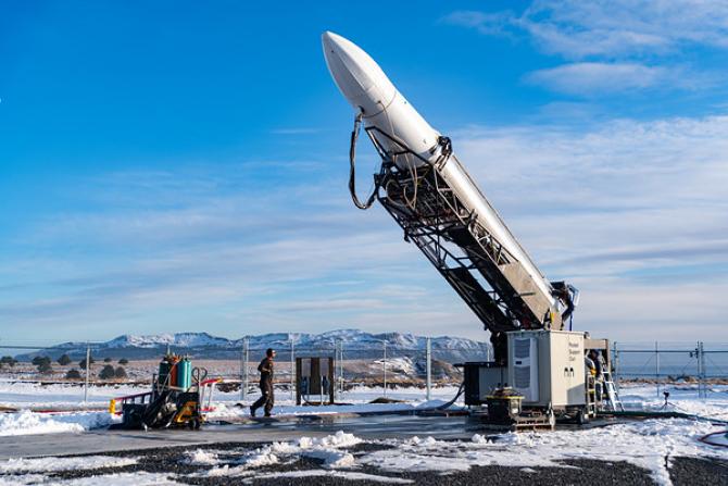 Racheta Ad Astra, pregătită de lansare în Alaska
