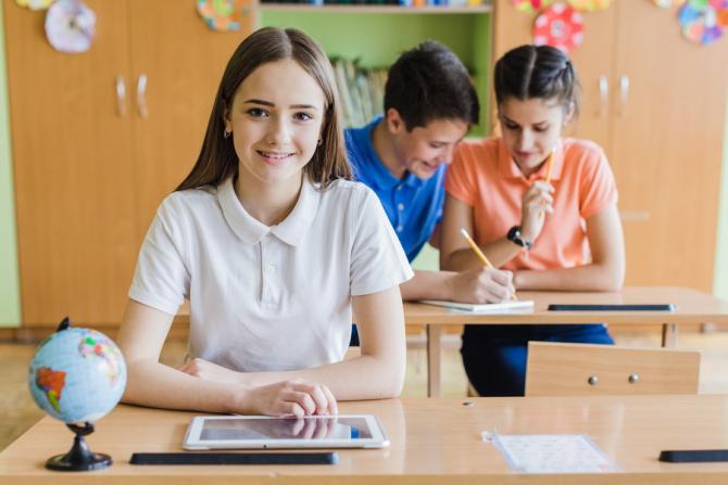 Elevii vor beneficia de mai multe gratuități